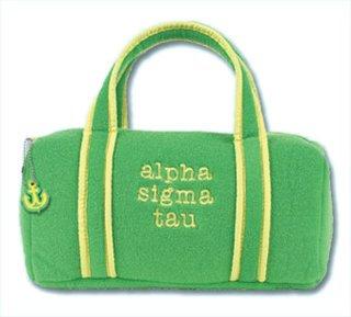 Alpha Sigma Tau Terry Bag