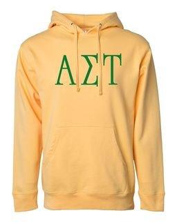 Alpha Sigma Tau World Famous $25 Greek Hoodie