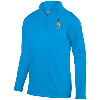 DISCOUNT-Alpha Tau Omega-  World famous-Crest - Shield Wicking Fleece Pullover