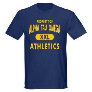 Alpha Tau Omega Athletics T-Shirt