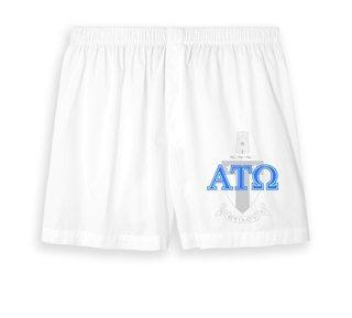 Alpha Tau Omega Boxer Shorts