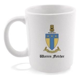 Alpha Tau Omega Coffee Mug