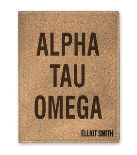 Alpha Tau Omega Cork Portfolio with Notepad