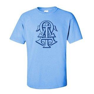 Alpha Tau Omega Cross Short Sleeve Tee