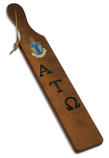Alpha Tau Omega Discount Paddle
