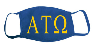 Alpha Tau Omega Face Masks