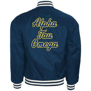Alpha Tau Omega Heritage Letterman Jacket