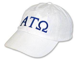Alpha Tau Omega Letter Hat