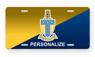 Alpha Tau Omega License Cover