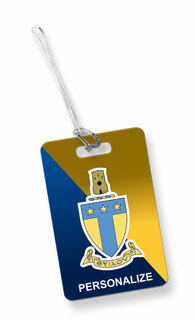 Alpha Tau Omega Luggage Tag
