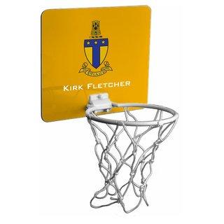 Alpha Tau Omega Mini Basketball Hoop