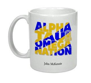 Alpha Tau Omega Nations Coffee Mug