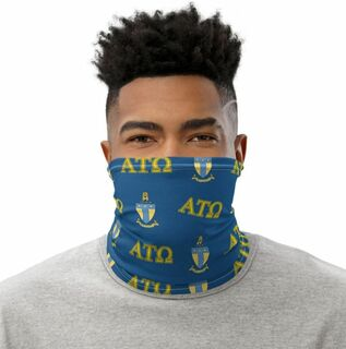 Alpha Tau Omega Neck Gaiters