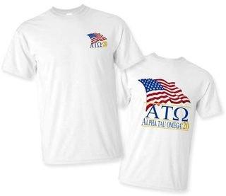 Alpha Tau Omega Patriot Limited Edition Tee