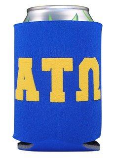 Alpha Tau Omega Pocket Can Cooler