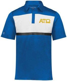Alpha Tau Omega Prism Bold Polo