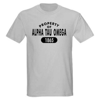 Alpha Tau Omega Property of Est. T-Shirt