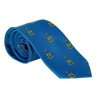 Alpha Tau Omega Repeating Crest Tie