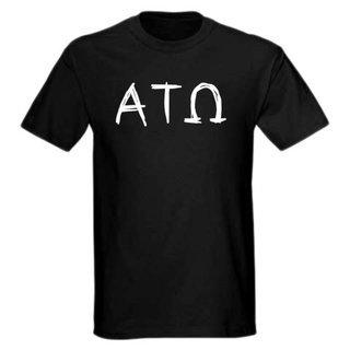 Alpha Tau Omega Scribble T-Shirt