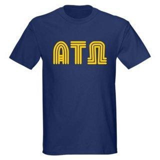 Alpha Tau Omega Seventies T-Shirt