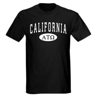 Alpha Tau Omega State T-Shirt