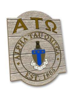 Alpha Tau Omega Traditional Sign