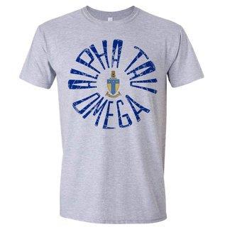 Alpha Tau Omega Tube T-Shirt