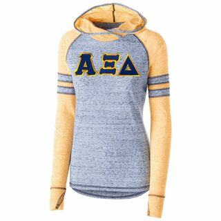 Alpha Xi Delta Advocate Lettered Hoody