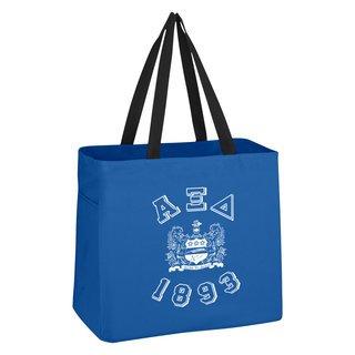 Alpha Xi Delta Block Crest - Shield Cape Town Bag