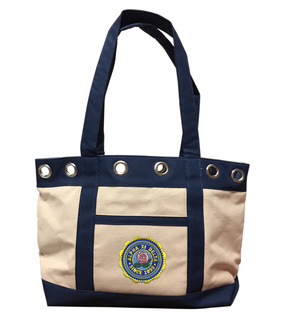 DISCOUNT-Alpha Xi Delta Canvas Tote Bag - ON SALE!