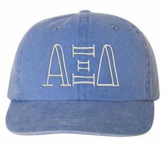 Alpha Xi Delta Carson Greek Letter Hats