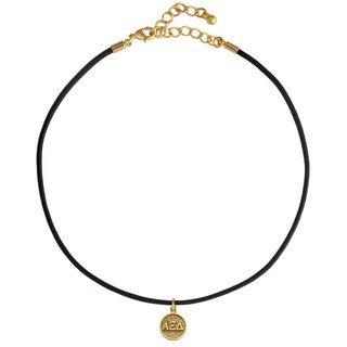 Alpha Xi Delta Choker Necklace