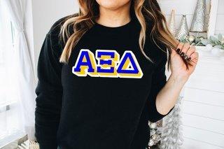 Alpha Xi Delta City Greek Sweatshirt