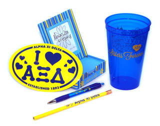 Alpha Xi Delta Discount Kit