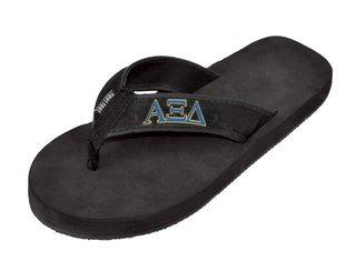 Alpha Xi Delta Flip Flops