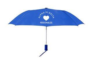 Alpha Xi Delta Mascot Umbrella
