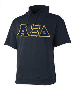 Alpha Xi Delta Greek Coach Hoodie