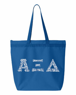 Alpha Xi Delta Greek Letter Liberty Bag