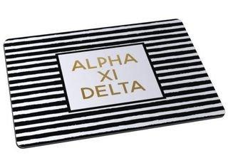 Alpha Xi Delta Striped Mousepads