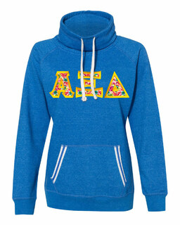 Alpha Xi Delta J. America Relay Cowlneck Sweatshirt