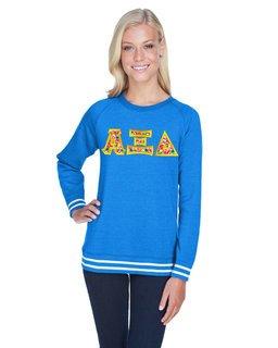 Alpha Xi Delta J. America Relay Crewneck Sweatshirt
