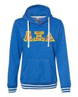 Alpha Xi Delta J. America Relay Hooded Sweatshirt