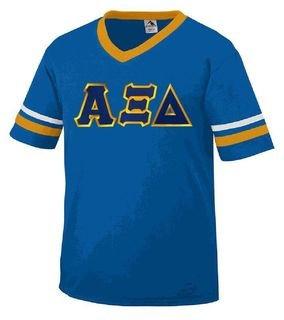 Alpha Xi Delta Jersey With Custom Sleeves