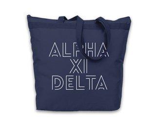 Alpha Xi Delta Modera Tote