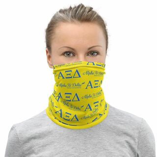 Alpha Xi Delta Neck Gaiters