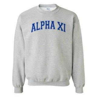 Alpha Xi Delta Nickname College Crew