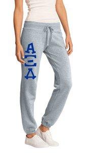 Alpha Xi Delta Junior Core Fleece Pant