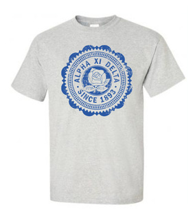 Alpha Xi Delta Old Style Classic T-Shirt