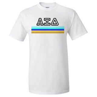Alpha Xi Delta Prism Tees