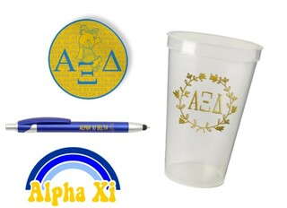 Alpha Xi Delta Sorority For Starters Collection $9.99
